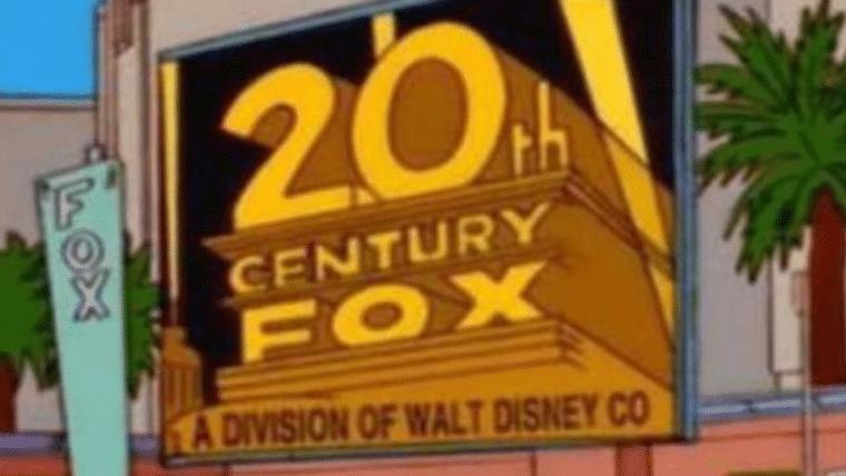 Os Simpsons previu aquisição da Fox pela Disney em 1998