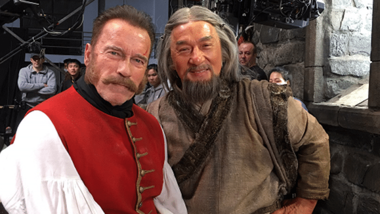 Journey to China | Filme com Jackie Chan e Arnold Schwarzenegger ganha teaser