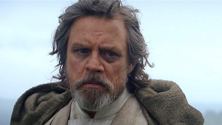 Star Wars: Os Últimos Jedi | Mark Hamill fala sobre cena deletada de Luke