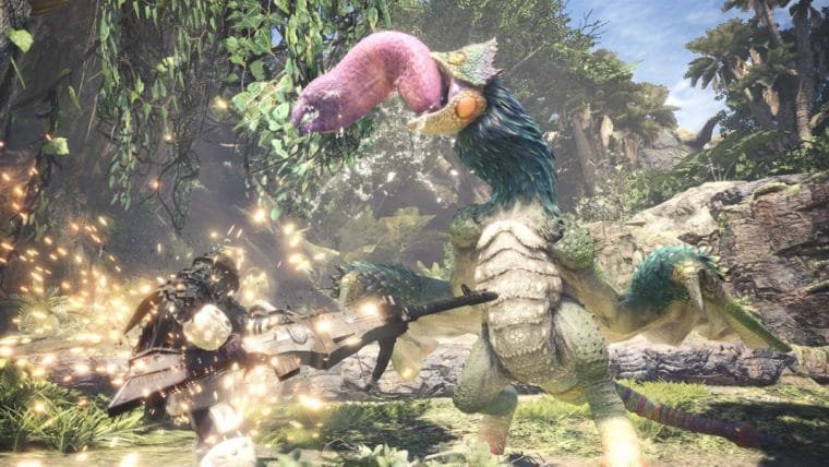Monster Hunter: World anuncia beta aberto para PS4