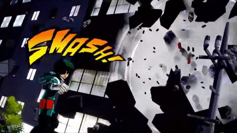 My Hero Academia: One's Justice ganha vídeo de gameplay