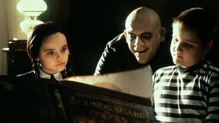 Novo filme da Família Addams ganha data de lançamento