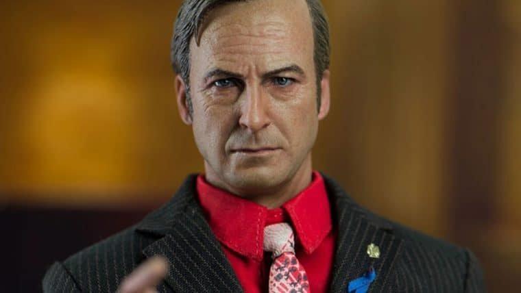 Breaking Bad | Saul Goodman está pronto para defender outras figures nessa nova miniatura