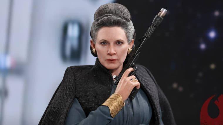 Star Wars | A Força pode estar na sua estante com esse colecionável da General Leia Organa