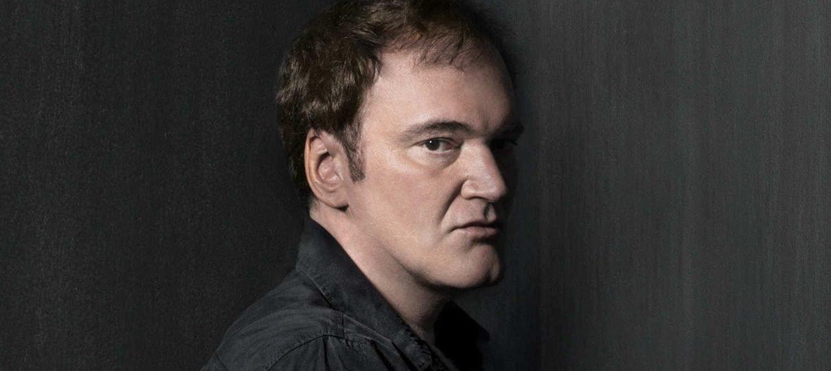 Star Trek de Quentin Tarantino terá classificação indicativa para maiores de idade