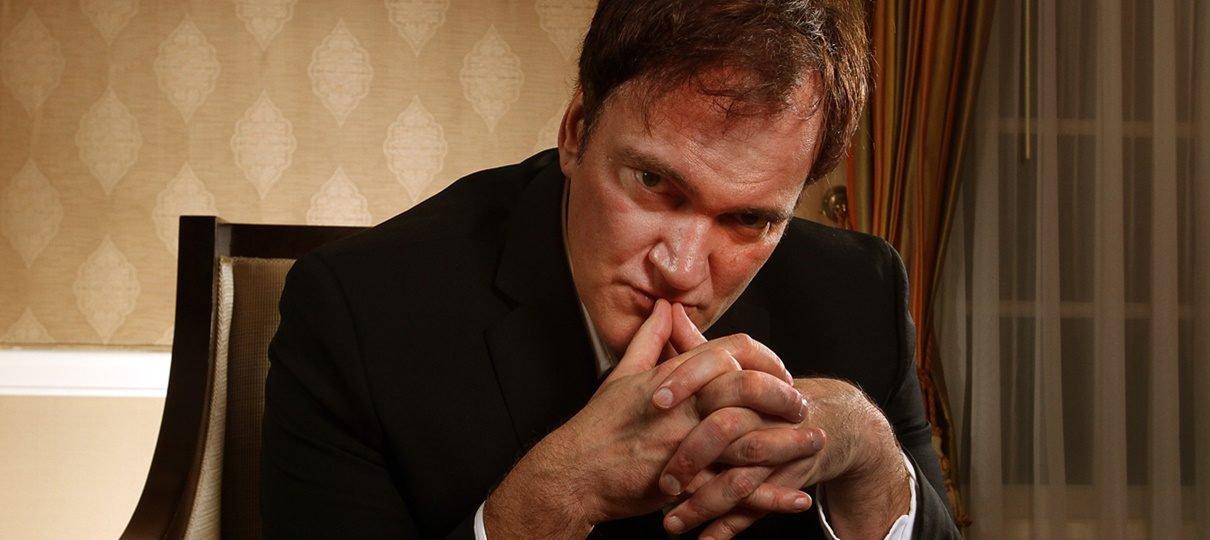 Próximo filme de Quentin Tarantino será lançado no aniversário de morte de Sharon Tate