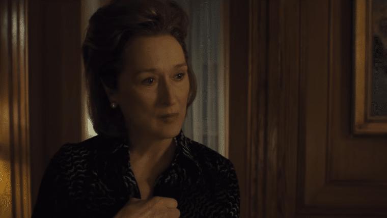 The Post: A Guerra Secreta   Tom Hanks e Meryl Streep se opõem em novos cartazes