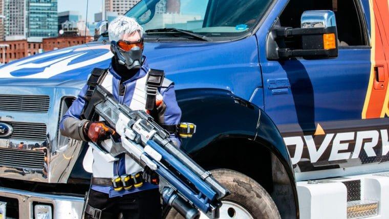 Blizzard pode estar trabalhando em novo jogo com veículos