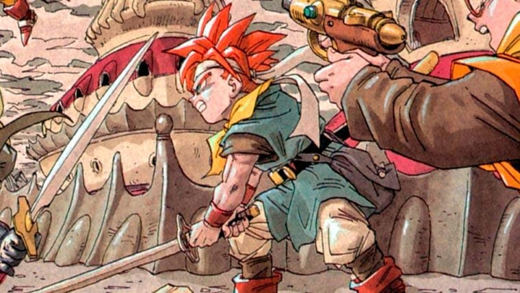 Conceito de sequência cancelada de Chrono Trigger foi levado para jogo de Final Fantasy