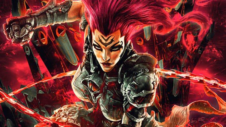 Darksiders 3   Fury enfrenta inimigo inédito em novo vídeo de gameplay