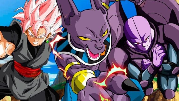 Dragon Ball FighterZ confirma Beerus, Hit e Goku Black como novos lutadores