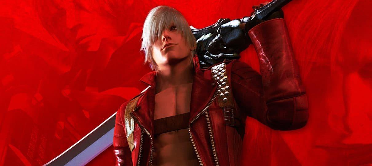 Devil May Cry HD Collection é anunciado para PC, PS4 e Xbox One