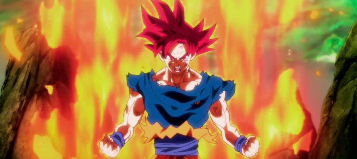 Dragon Ball   Conheça a lenda de Yamoshi, o Super Saiyajin Deus original!