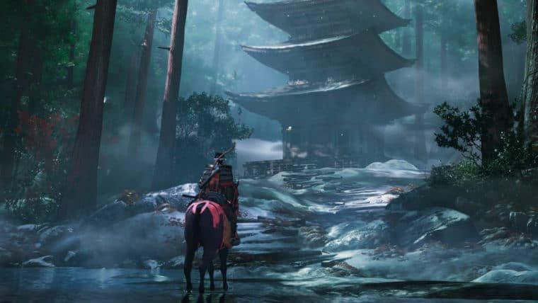 Ghost of Tsushima terá mundo aberto e será maior do que Infamous: Second Son
