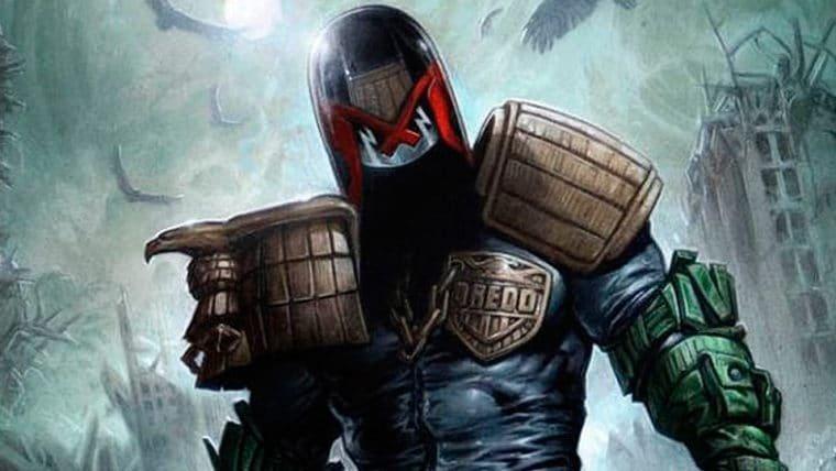 Franquias da 2000 AD, como Juiz Dredd, podem ganhar jogos a partir de 2018
