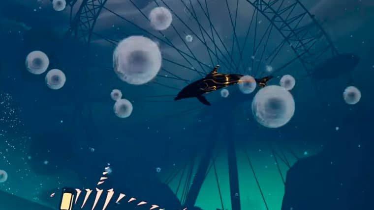 Jupiter & Mars traz experiência submersa relaxante em VR; veja o trailer da PSX 2017