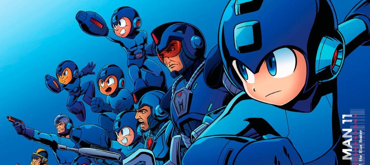 Mega Man 11 revela novos detalhes e imagens inéditas!