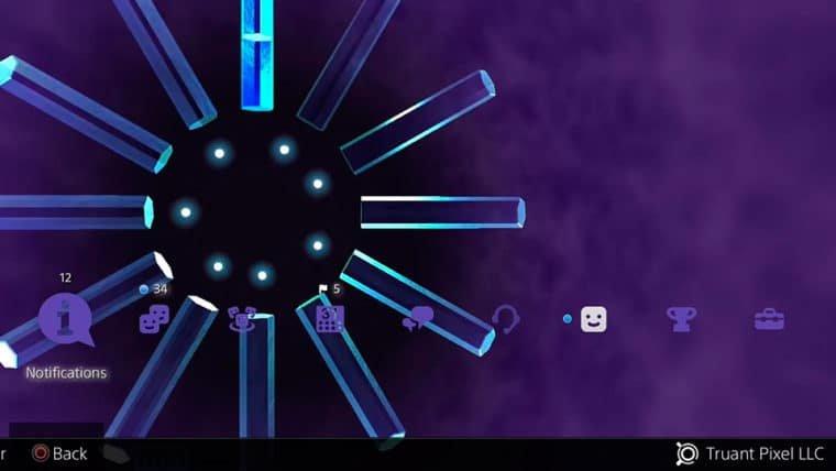 PlayStation 4 ganha tema dinâmico que simula visual e sons do PlayStation 2