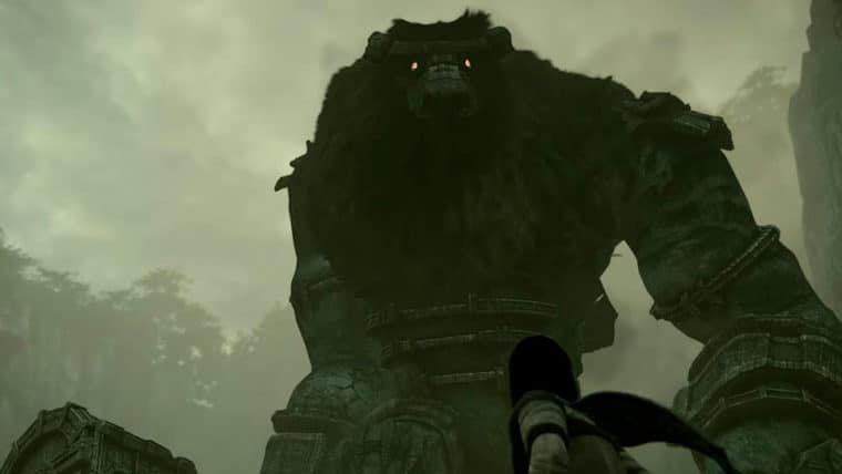 Shadow of the Colossus | Trailer compara remake com versões anteriores
