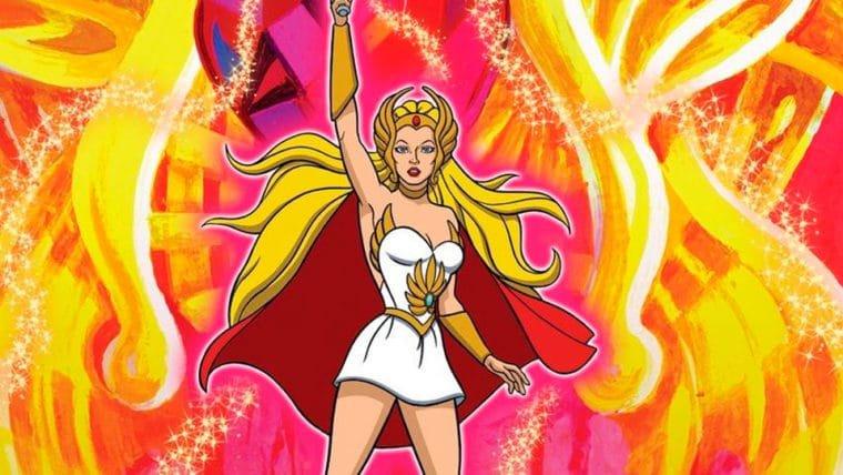 She-Ra ganhará remake na Netflix!
