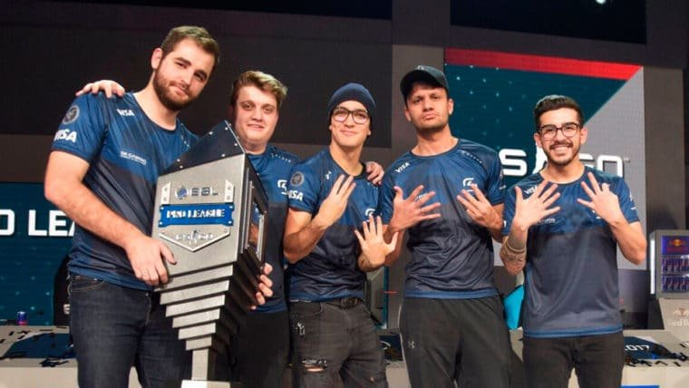 CS:GO | SK Gaming garante título da 6ª temporada da ESL Pro League