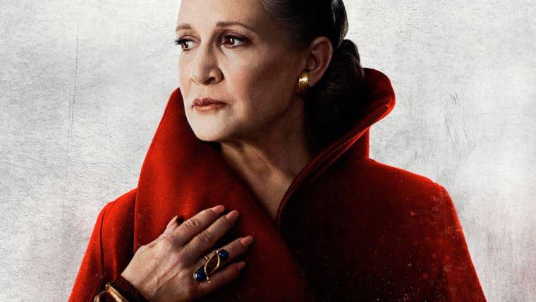 Star Wars: Os Últimos Jedi | Diretor explica por que a morte de Fisher não mudou o filme