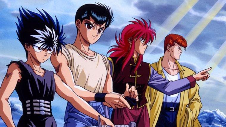 Yu Yu Hakusho terá episódio inédito para comemorar 25 anos de franquia