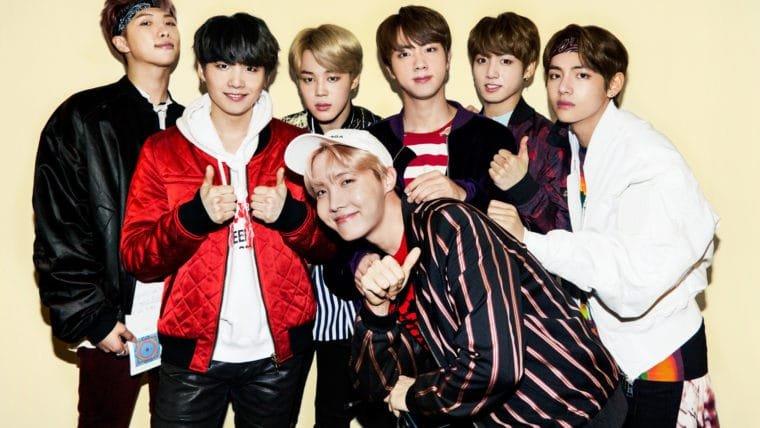 Grupo de K-Pop BTS anuncia jogo para celulares