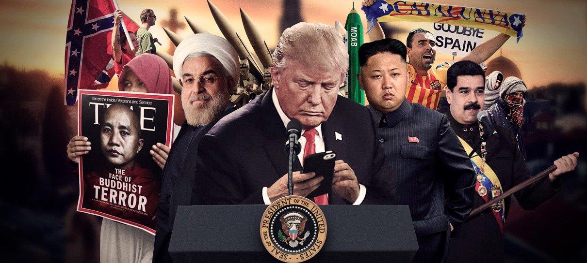 Política Internacional 2017