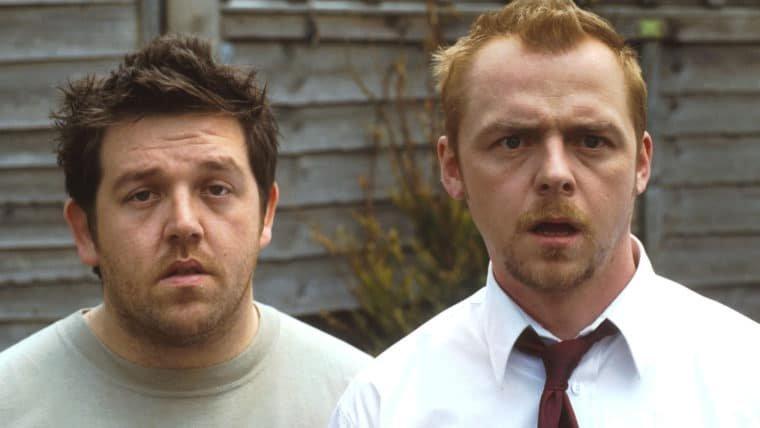 Truth Seekers | Simon Pegg e Nick Frost produzirão série cômica sobre investigação