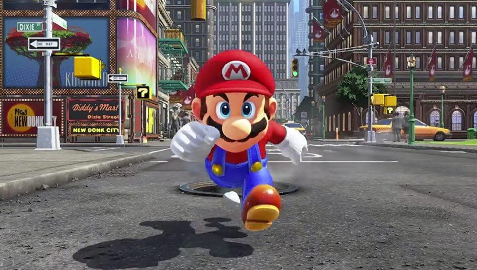 Speedrunner termina Super Mario Odyssey em pouco mais de uma hora