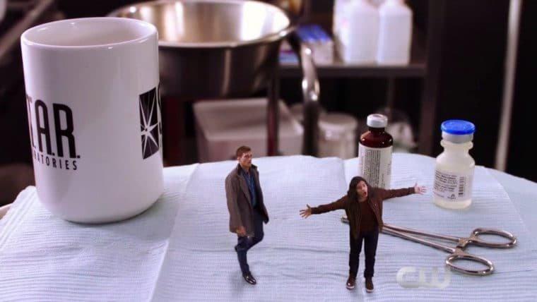 The Flash | Ralph e Cisco são miniaturizados em trailer do próximo episódio
