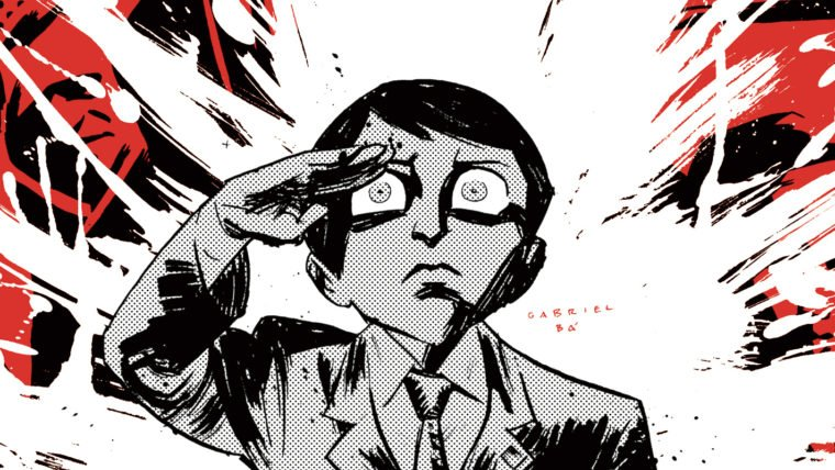 The Umbrella Academy | Ilustrador Gabriel Bá visita o set da adaptação da Netflix