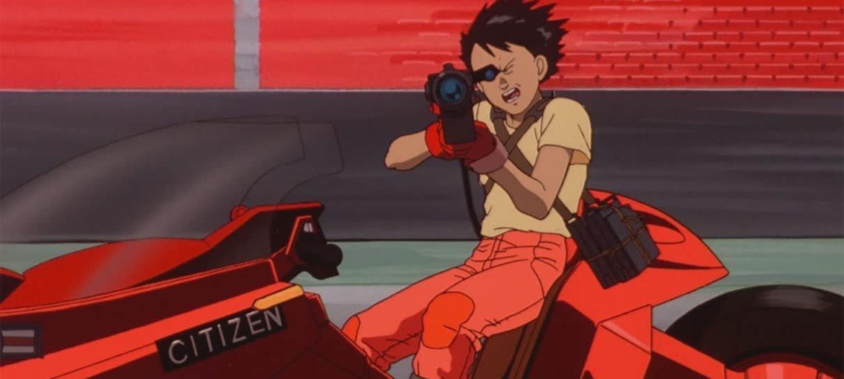Akira   Live-action terá designer de produção de Predador e Robocop