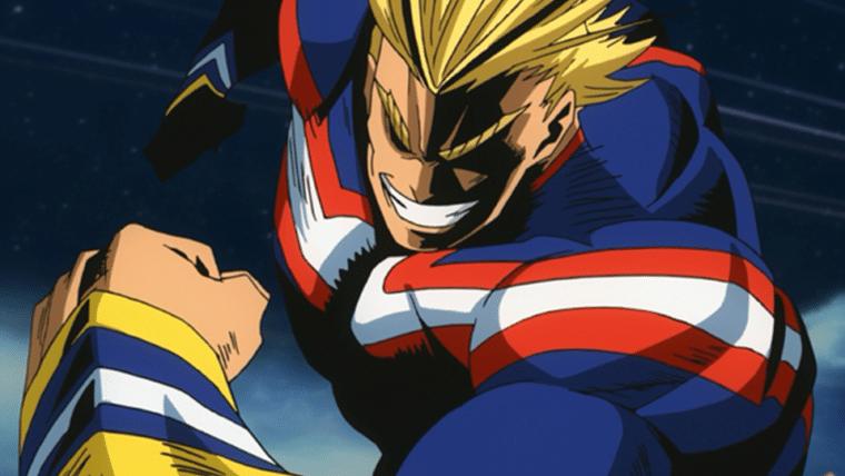 All Might é confirmado como personagem jogável em My Hero Academia: One's Justice