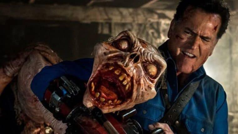 Ash vs Evil Dead | Terceira temporada ganha trailer cheio de monstros e zoeira