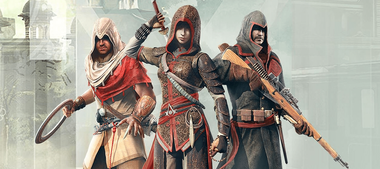 Games with Gold de fevereiro terá Assassin's Creed Chronicles, Crazy Taxi e Shadow Warrior
