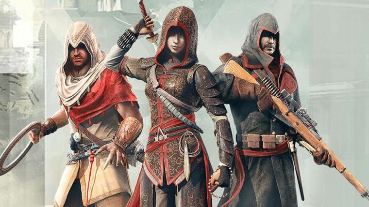 Games with Gold de fevereiro terá Assassin's Creed Chronicles, Crazy Taxi e Shadow Warrior