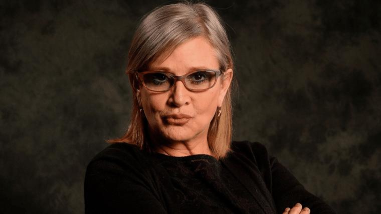 Carrie Fisher vence Grammy póstumo por seu audiolivro