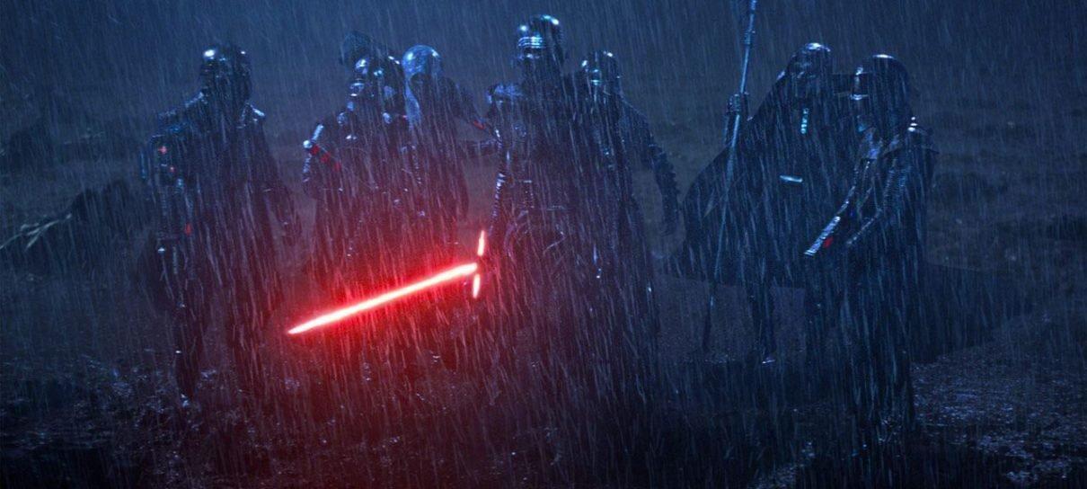 Rian Johnson explica por que os Cavaleiros de Ren não apareceram em Os Últimos Jedi