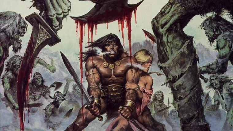 Conan | Marvel anuncia encadernado gigante com HQs do Bárbaro