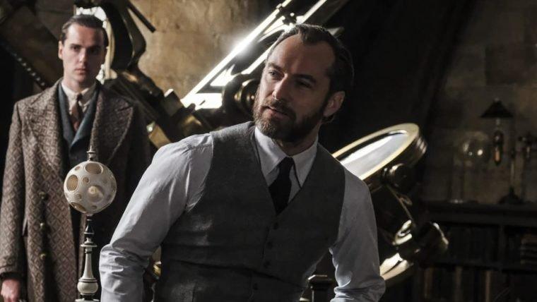 Animais Fantásticos | Homossexualidade de Dumbledore não será escondida, diz diretor