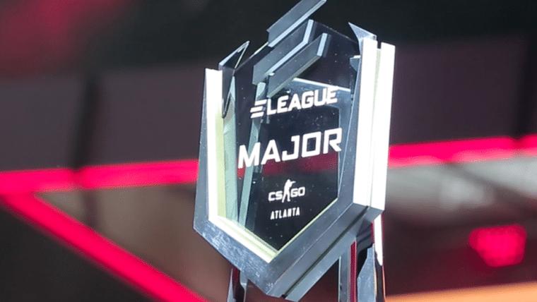 CS:GO | Times da segunda fase do Eleague Major são definidos; jogos começam sexta (19)