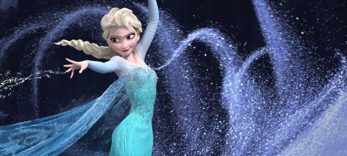 Frozen 2 terá uma música que será a sucessora de