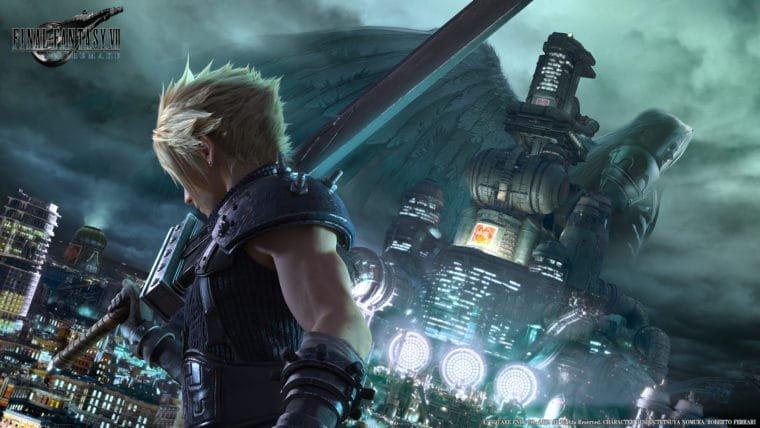Conteúdo inédito de Final Fantasy VII Remake será apresentado em celebração à franquia