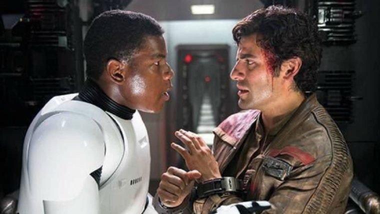 Star Wars: Os Últimos Jedi | Oscar Isaac diz que é difícil ver Finn beijar outras pessoas