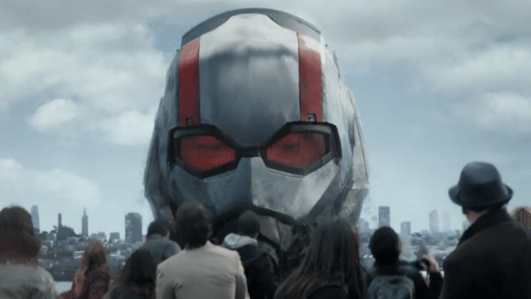 Homem-Formiga e a Vespa ganha primeiro trailer com aparição da vilã Fantasma; assista!