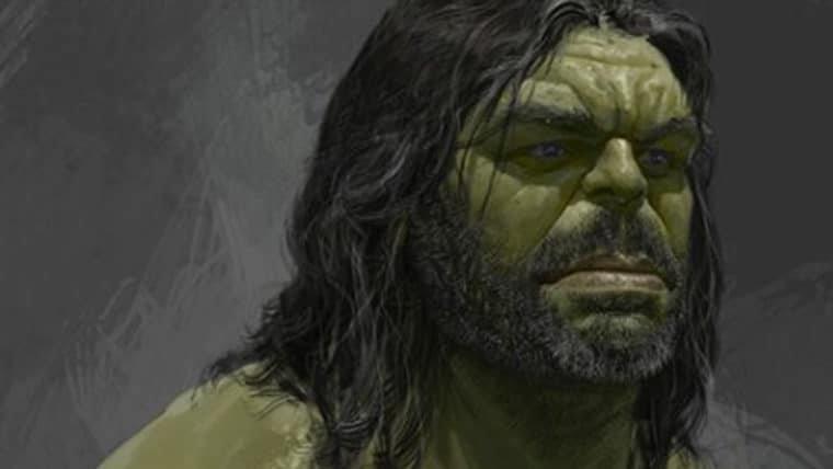 Thor: Ragnarok | Artes conceituais mostram visuais alternativos do Hulk
