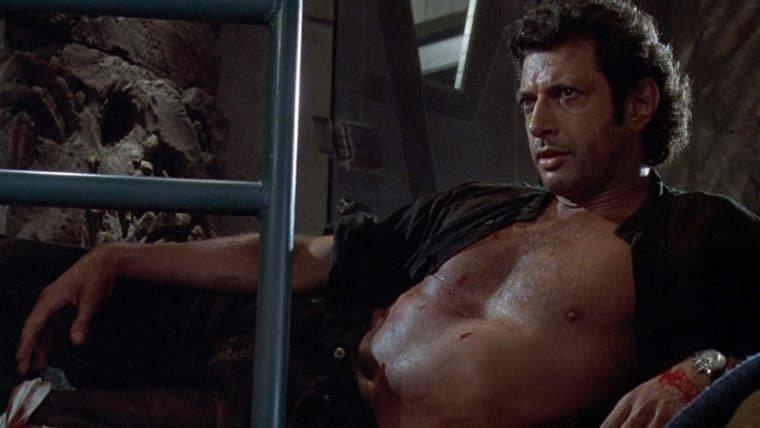 Jurassic Park   Dr. Ian Malcolm com sua camisa aberta ganhou (finalmente) um Funko Pop!