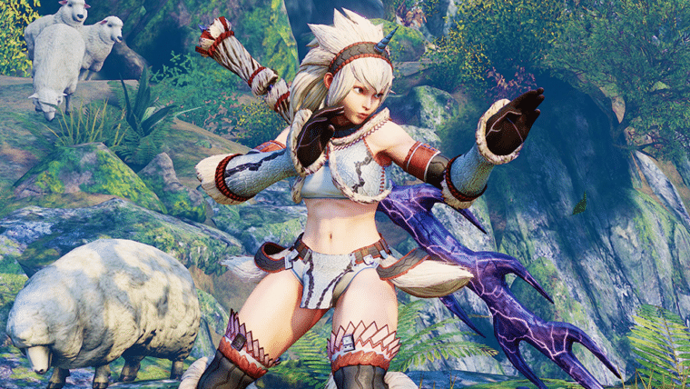 Street Fighter V terá visuais inspirados por Monster Hunter